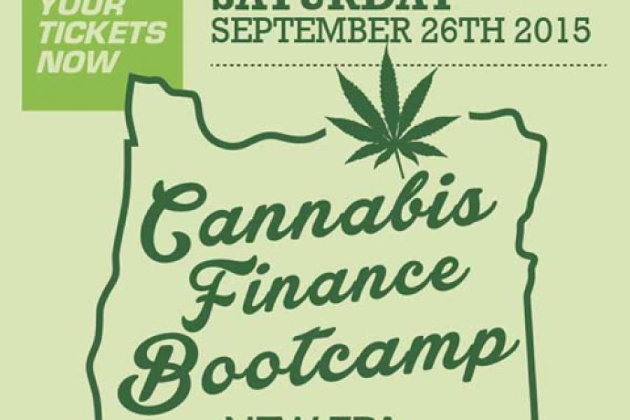 Cannabis Finance Bootcamp – Portland, Oregon