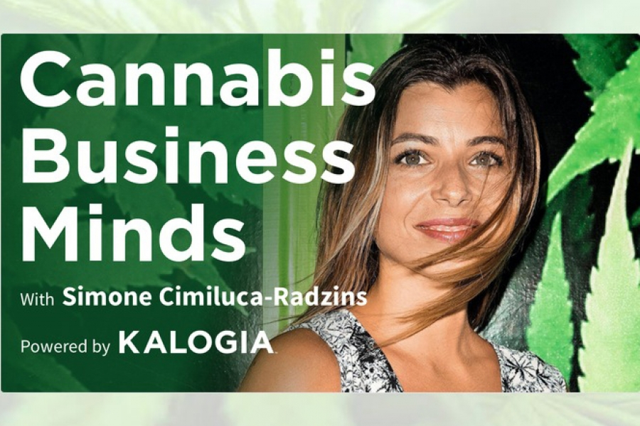 Cannabis Business Minds podcast